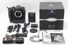 [AB Exc+] Minolta MAXXUM 7D / Alpha 7 Digital 6.1MP DSLR + VC-7D w/Box R3629