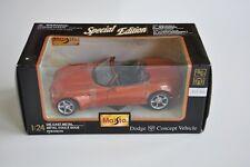 Maisto 1:24 Special Edition Dodge Viper Concept Vehicle