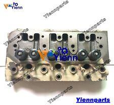 3TNE82A 3TNE82 3D82AE-3A cylinder head for Yanmar engine Komatsu PC20-7 PC28UU-2