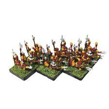 Warmaster - Empire Elite Halberdiers (rare unit) - 10mm