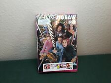 Spice Girls Deluxe Jigsaw Puzzle, 500 piece set, Factory Sealed, Damaged box