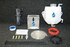 2.5 LPM KIT HHO BECIN-2000/11pl. DRY CELL GENERATOR 100% INOX-316L FUEL HYDROGE