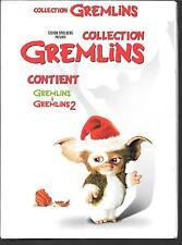 COFFRET DIGIPACK COLLECTOR 2 DVD ZONE 2--GREMLINS 1 & 2--JOE DANTE