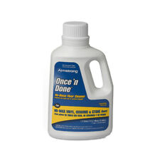 Armstrong 330124 Once 'N Done Concentrated Floor Cleaner, 32 Oz