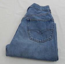 Replay 901 Short Regular Fit Straight Leg Jeans Waist 27 Leg 29 Button Fly M6962