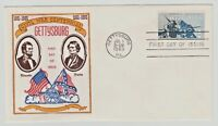 First Day Cover Commemorating Centennial of the Civil War Featuring Gettysburg