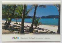 Hamilton Island Great Barrier Reef Whitsunday Beach Postcard (P324)