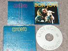 Bon Jovi-Live Santiago Chile , New Jersey Tour 1990 Very Rare Italian Import CD