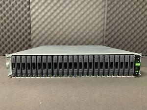 NetApp DS2246 24-Bay Disk Array (NAJ1001) w/ 24x 1.2TB SAS 10K HDDs GREAT UNIT !