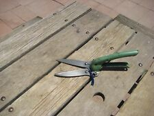 """Vintage 5"""" Blade * Wiss * Grass Shears Clippers Trimmers Garden Tool Usa"""