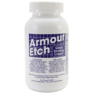 Armour Etch® Glass Etching Cream (22 oz)
