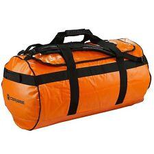 Caribee Kokoda 90L Heavy Duty Water Resistant Duffel Bag / Backpack Gear Bag Ora