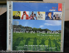 Various Artists - Party in the Park for the Prince's Trust (double CD 2001)