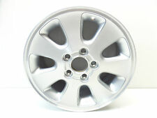 "GENUINE JEEP GRAND CHEROKEE 17"" INCH 7 SPOKE SILVERBLADE ALLOY WHEEL 5GJ45TRMAA"