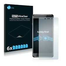6x Savvies Screen Protector for OnePlus X Ceramic Ultra Clear