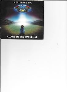 Jeff Lynne's ELO- Alone in the Universe ( CD 2015)