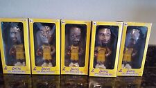 Carls Jr. 2004 Los Angeles Lakers Bobblehead Malone, Payton, George, Fox, Fisher