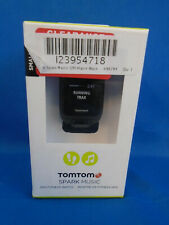 TomTom Spark Music GPS Fitness Watch Black Small