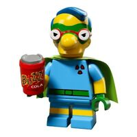 LEGO The Simpsons Series 2 Millhouse as Fallout Boy Minifigure 71009