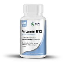 Vitamin B12 Tablets Suitable for Vegetarians and Vegans