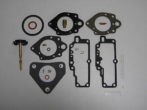 """Corvette Carburetor Kit 1953-1955 235"""" 3.9L(3 x 1 Carbs) C-1 BBL YH 3 Kit Pack"""