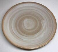 Lot1 De 6 Assiettes Plates Vintage Niderviller Modèle Pierre D 24,5 Cm