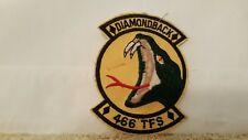 USAF 466TH TACTICAL FIGHTER SQUADRON  COLOR PATCH