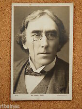 R&L Postcard: Actor Sir Henry Irving, Edwardian Portrait
