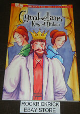 A SHAKESPEARE CHILDREN'S BOOK - CYMBELINE, KING OF BRITAIN -64 PAGES (BRAND NEW)