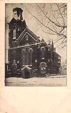 Cadiz Ohio Methodist Church Antique Postcard J46146