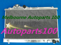 For TOYOTA CELICA radiator ST202 ST205 3S-GTE GT4 94-99 manual 2 CORE Aluminum