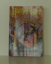 J.K. ROWLING Harry Potter and the Sorcerer's Stone SIGNED ADVANCE REVIEW COPY