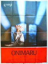 ONIMARU Affiche Cinéma / Movie Poster Yoshishige Yoshida CANNES 1988