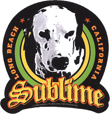 15473 Sublime Lou Dog Long Beach CA Sticker Decal LBDA Reggae Punk Ska