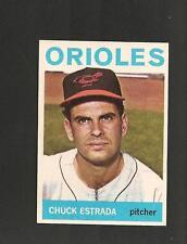 1964 Topps # 263 Chuck Estrada NM