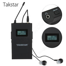 Takstar wpm-200 Receiver Wireless Monitor System In-Ear Stereo 780-789MHz G0