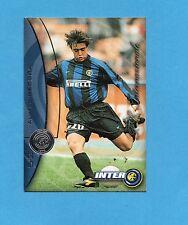 INTER CARDS 2000- numero 52- ALVARO RECOBA -NEW