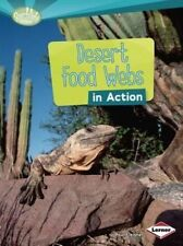 Desert Food Webs in Action (Searchlight Books: What Is a Food Web?),Fleisher, Pa