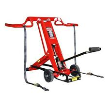 Garden Lawn Mower Lift Repair Jack Tractor JD X300 ATV Hydraulic Blades Belt Deb