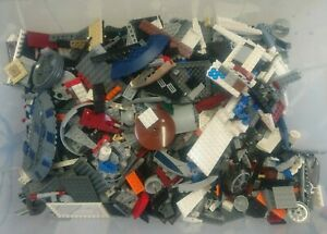 Lego Star Wars 1 Kilo nur Star Wars Teile viele Sondersteine gebraucht 23/04-15