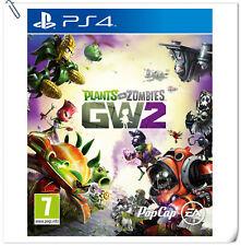 PS4 Plants vs Zombies PVZ Garden Warfare 2 SONY PlayStation Games Action EA