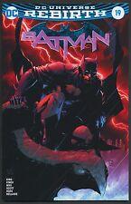 BATMAN #19 FAN EXPO DALLAS EXCLUSIVE Jim Lee VARIANT COVER DC REBIRTH