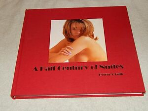 A Half Century of Nudes By Byron A. Falk, 3D Glasses, Photography Art Coffee Bk
