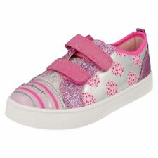 Girls' Canvas Casual Wide Shoes