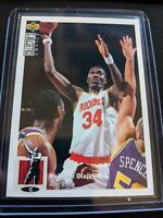 Hakeem Olajuwon Collectors Choice Upper Deck 1994-95 #34