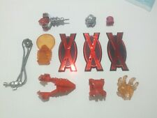 Lot Of X-Men Action Figure Accessories Used