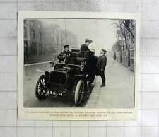 1905 Madge Crichton And Dad Haldine Manager Lewis Waller 14 Regents Park Road