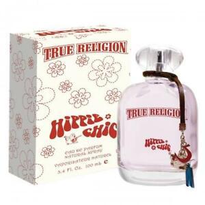 True Religion Hippie Chic 3.4 FL OZ / 100 ML For Women NIB Not Sealed