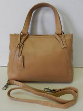 Relic Brand Beige Tan Shoulder Bag Handbag Tote Purse