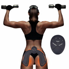 Hip Trainer Muscle Vibrating Exercise Machine Fitness Workout Equipment /6 Modes